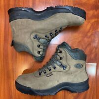 Vasque Mens Skywalk Tri V Lug Design Hiking Trail Boots Brown Goretex 12
