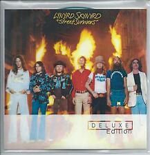 LYNYRD SKYNYRD Street Survivors Deluxe Edn UK numbered/watermarked promo test CD