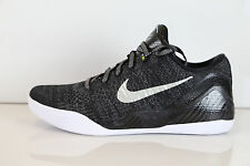 Nike Kobe IX Premium HTM Black Milan 698595-001 11 RARE 9 10 supreme zoom x
