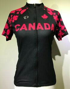 New PEARL IZUMI Women Select Escape LTD Short Sleeve Cycling Jersey CANADA