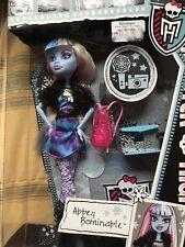 Monster High Dia De Fotos Abby Bominable