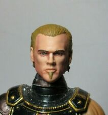 HEAD ONLY Mythic Legion Four Horsemen Custom Slick