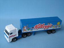Matchbox Convoy CY-25 Daf Box Truck Kellogg's Toy Model Truck Boxed