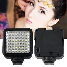 W36 36 LED Video Light Camera Lamp Light Photo Lighting For Camera CamcorderEW