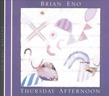 BRIAN ENO - THURSDAY AFTERNOON NEW CD
