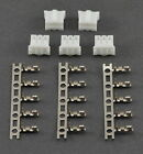 5 Pack: (5) E-Flite Beast / Sbach UMX Connectors For LiPo Battery / Adapters
