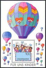 Allemagne 1997 AIR BALLOON/AVIATION/animées/dessins animés 1 V M/S (b6016)