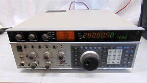 TEN TEC OMNI VI MODEL 563 No RX, TX issues For parts or repair