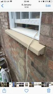 cast stone window cill 1400mm