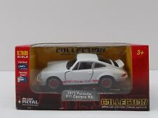 WELLY COLLECTION 1973 PORSCHE 911 CARRERA RS MINT BOXED 1:38