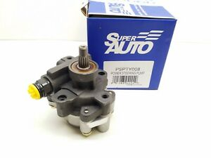 PSPTY008 Super Auto Power Steering Pump Fits Toyota 4Runner 1996 To 2002