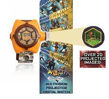 Matt Hatter Chronicles Multivision Projector Digital Watch