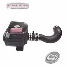 S&B COLD AIR INTAKE KIT 2007-2008 CHEVY SILVERADO GMC SIERRA 1500 6.0L 5.3L 4.8L