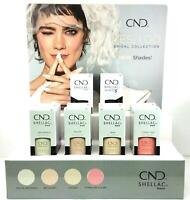 CND Shellac Gel-lake Yes I Do Bridal Collection 2019 - Wähle deine Farbe aus