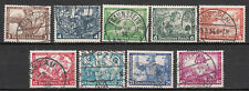 Germany - 1933 Wagner complete set Sc# B49/B57 (7233)