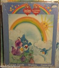 CARE BEAR COUSINS Vintage Puzzle Parker Brothers 1985 (missing 1 piece)