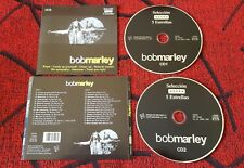 BOB MARLEY **Seleccion 5 Estrellas** BEST HITS RARE 2001 Spain 2-CD SET