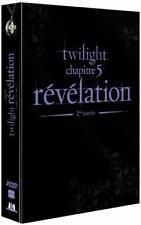 TWILIGHT Chapitre 5 Révélation 2è Part 2X Blu-ray FREE POST mmoetwil@hotmail.com