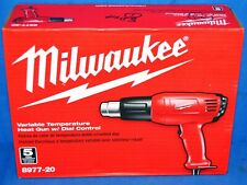 Milwaukee 8977-20 11.6 Amp Variable Temperature Heat Gun