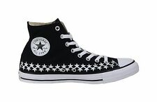 Converse Shoes Men Women Unisex All Star Chuck Taylor Black White Stars