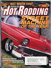Popular Hot Rodding Magazine December 2002 Best Duster Ever? EX 012916jhe