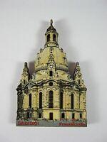 Dresden Frauenkirche,3D Holz Magnet,Souvenir Germany Deutschland