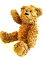 Venus Promotion London UK Sad Brown Little Teddy Bear Soft Plush Toy Collectable