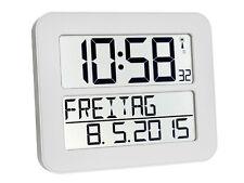 Uhr für Senioren Seniorenuhr Time Line Funk Max Wanduhr übersichtlich digital