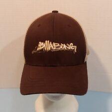 BillaBong Baseball Truckers Dad Hat Cap Vintage