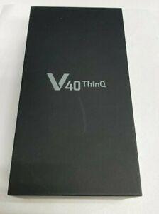 LG V40 ThinQ V405UA - 64GB - Aurora Black (Verizon)