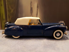RIO - LINCOLN CONTINENTAL - cod.43 - Modello DIE-CAST 1/43 ITALIA (no box) XD