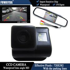 4.3'' Mirror Monitor CCD Reverse Camera for  Mazda 3 Mazda 6 Mazda CX-7 CX-9