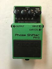 Boss Roland PH-3 Phase Shifter Multi Stage Digital Phaser Guitar Effect Pedal