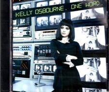 KELLY OSBOURNE One Word 4 TRACK CD NEW - NOT SEALED