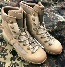 British Army Lowa Desert Elite Combat Boots Size UK 14M /  US 15 / EU 49.5 BNIB