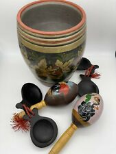 More details for russian vintage percussion instruments