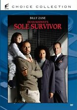 Dean Koontz's Sole Survivor DVD 2000 Billy Zane, Gloria Reuben, John C. McGinley