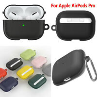 Per Apple AirPods Pro Earphone Charging Case Cover Shell TPU Custodia Protettiva