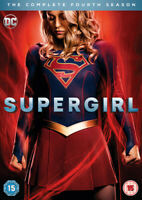 Supergirl: The Complete Fourth Season DVD (2019) Melissa Benoist cert 15 4