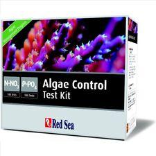 Red Sea Algae Control Management Pro Multi Testing Kit NO3 PO4