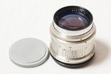 TESTED Jupiter-9 85mm f/2 85/2 for NIKON Nikkor. Infinity adjusted. Near MINT