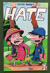 Peter Bagge HATE #11 Fantagraphics Books Modern Age indy comic vf/nm