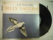 33 RPM Vinyl Billy Vaughn La Paloma Dot DLP 3140 010615KME