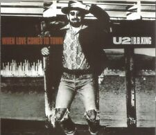 U2 with BB King - When Love Comes To Town original 1989 UK CD single