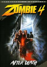 Zombie 4: After Death (1989) DVD, Claudio Fragasso, Jeff Stryker **NEW** Sealed