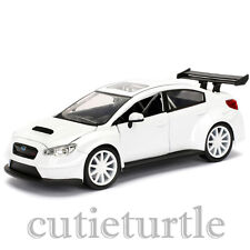 Jada Fast and Furious 8 MR. Little Nobody's Subaru WRX Sti 1:24 98296 White