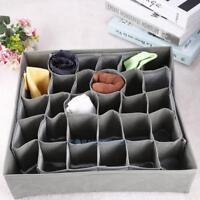 Unterwäsche Socken Aufbewahrungsboxen Schublade Organizer Box Kleiderschrank