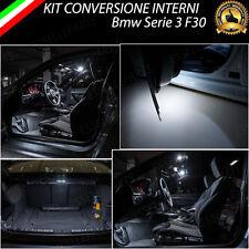 KIT LED INTERNI + ANTIPOZZANGHERA PER BMW SERIE 3 F30 6000K CANBUS NO ERROR