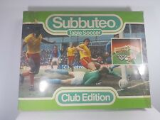 Vintage Subbuteo Club Edition Set