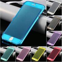 Coque Rabat Etui Flip Cover Soft Gel Case Apple Iphone 5 6 6s 7 8 8+